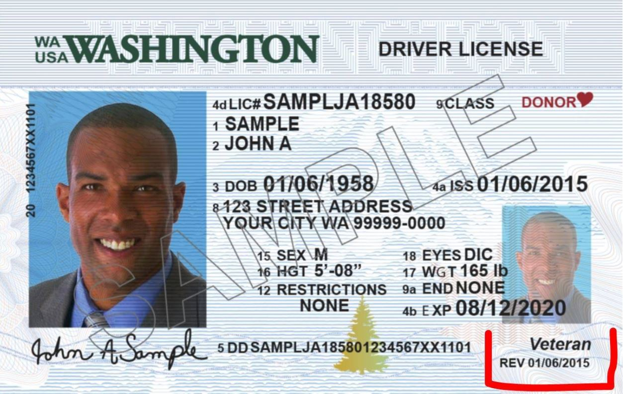 replace lost drivers license washington